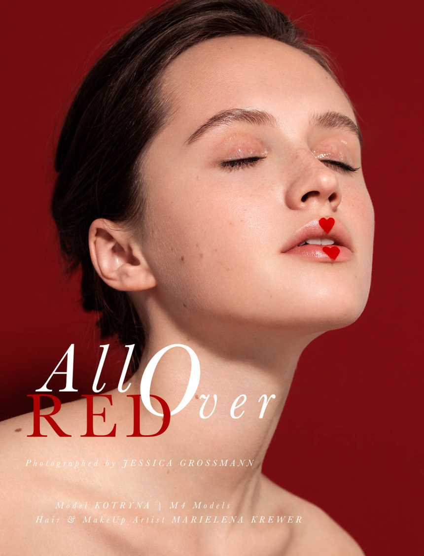 All Over Red
